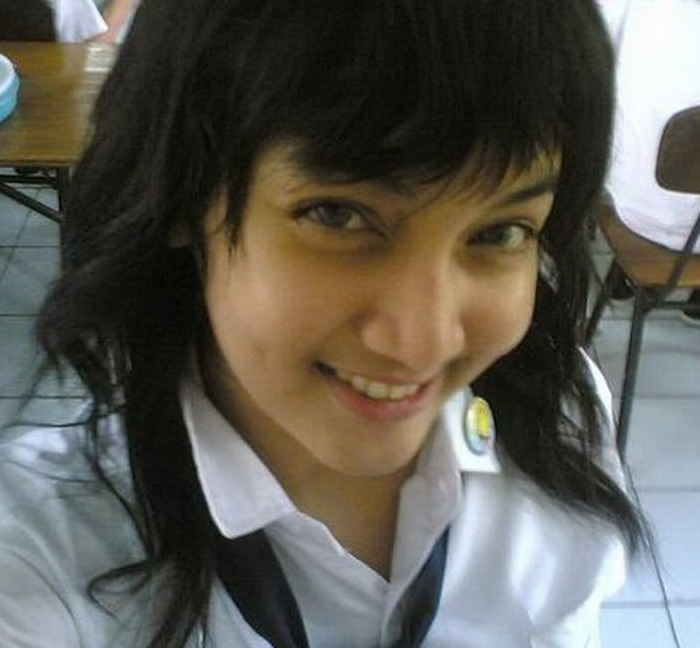 Foto Cewek Cantik SMA