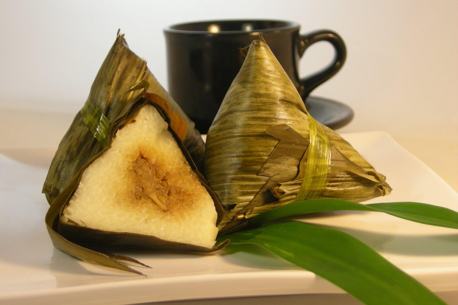Tradisi China makan bacang